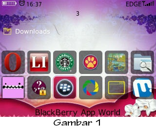 Trik Dan Tips Download Aplikasi Blackberry