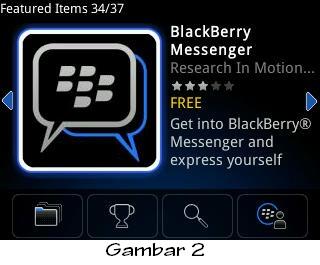 Trik dan Tips Download Aplikasi BlackBerry