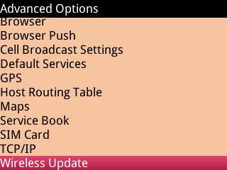 Cara Mengecek Versi OS BlackBerry