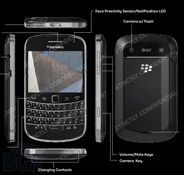 BlackBerry Dakota Picture