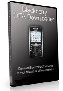 BlackBerry OTA Downloader