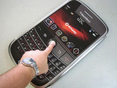 Untuk blackberry