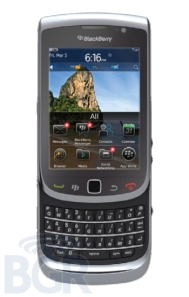 Foto BlackBerry Torch 2