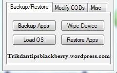 BBSAK - BlackBerry Swiss Army Knife