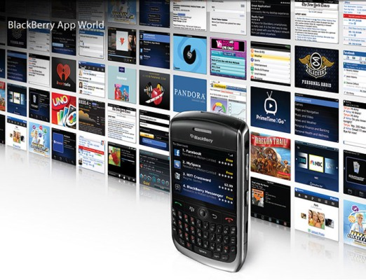 Tidak Bisa Hapus Log Uninstall BlackBerry App world