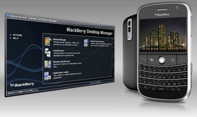 Download BlackBerry Desktop Manager