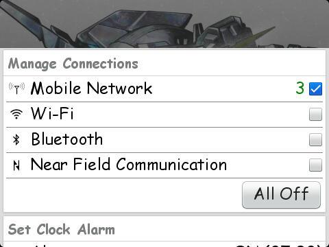 ... gambar) Note: gambar di atas saya capture dari BB saya BlackBerry